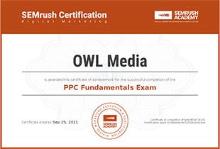 Certificate ppc fundamentals